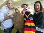 greg-andrews-and-nicole-luckraft-with-son-darcy-jamestown-sa-contributed-fleeces-to-the-fibre-of-football-campaign-initiated-by-awi-by-outcross-media