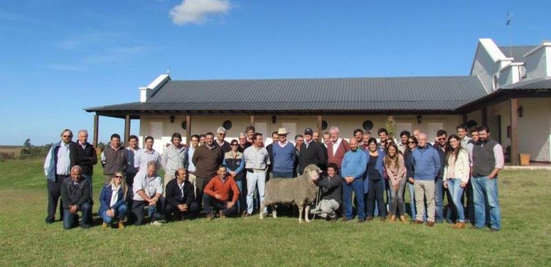 Uruguay Ram Breeders workshop