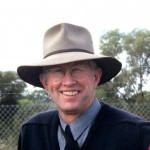 Alan Casey  at first Dohne Workshop, Katanning 2002 12