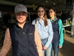 emily-jones-emerald-qld-jade-murray-wagga-and-savannah-kelly-wagga-are-helping-out-with-sheep-teams-in-the-dohne-marquee-at-bendigo-by-outcross-media