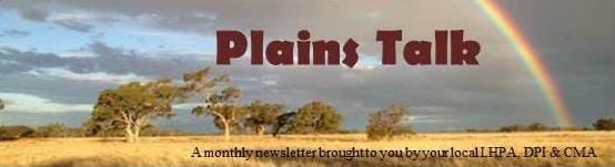 Plains Talk logo
