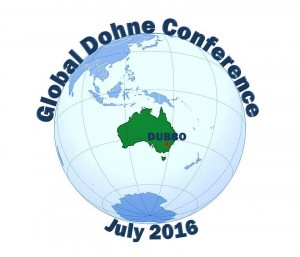Global Dohne Conference LOGO